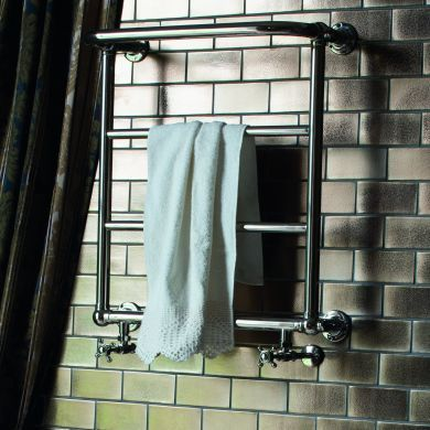 Burlington Cleaver Traditional Towel Radiator