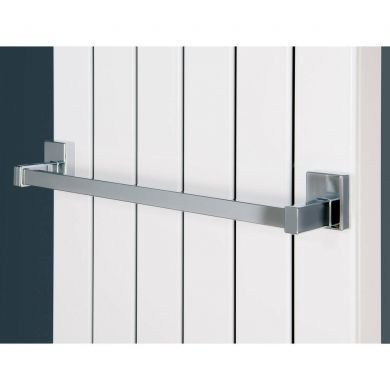 Eucotherm 400mm Magnetic Towel Rail