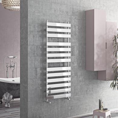 Eucotherm Primus Chrome  Towel Radiator - 950x500mm
