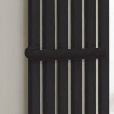 Kartell Aspen 430mm Towel Holder - Black