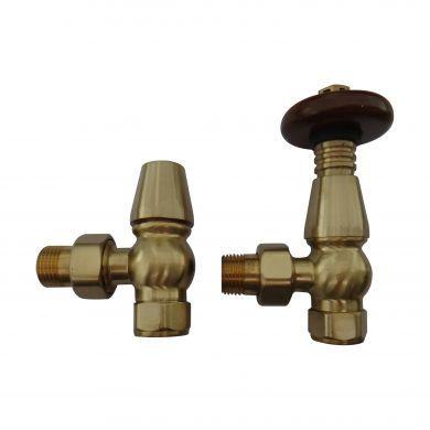 Kartell Traditional Valves - Brass