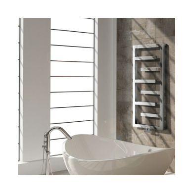 Radox Aztec Designer Mild Steel Towel Radiator 915x500mm