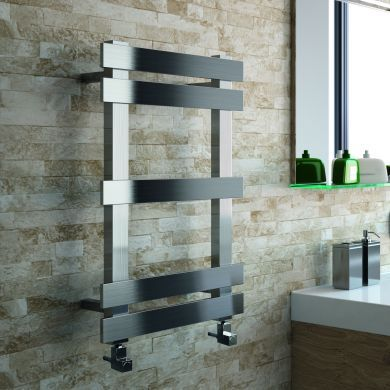 Radox Octagon Designer Towel Radiator 350x400mm