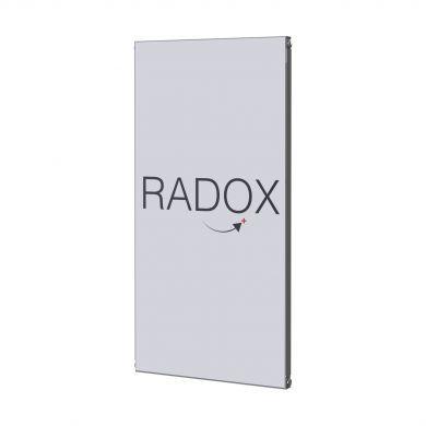 Radox Quartz Designer Mild Steel Radiator 800x420mm