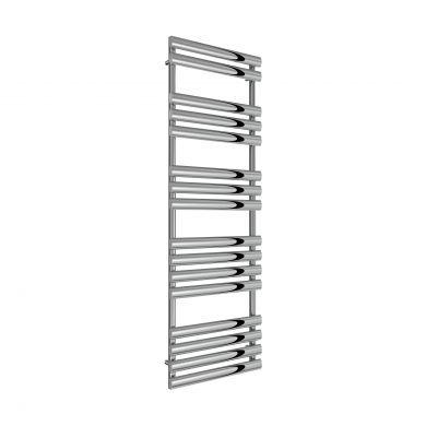 Reina Arbori Chrome Designer Mild Steel Towel Radiator 1510x500mm