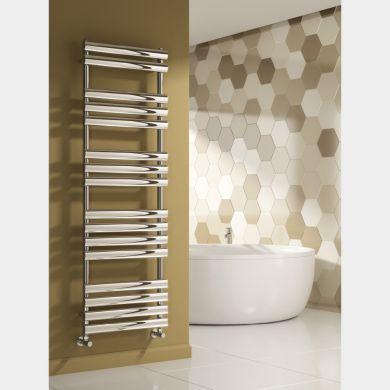 Reina Arbori Designer Mild Steel Towel Radiator 820x500mm