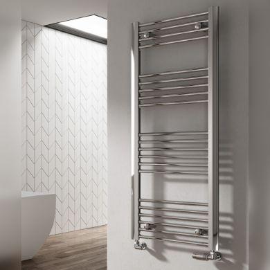 Reina Divale Aluminium Designer Towel Radiator 800x530mm