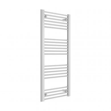 Reina Divale White Aluminium Designer Towel Radiator 1200x530mm