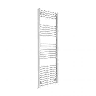 Reina Divale White Aluminium Designer Towel Radiator 1480x530mm