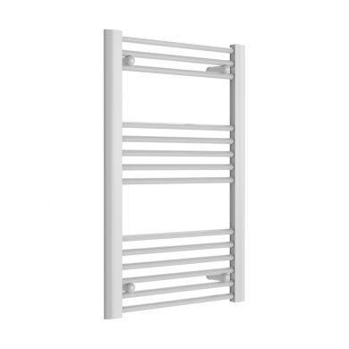 Reina Divale White Aluminium Designer Towel Radiator 800x530mm