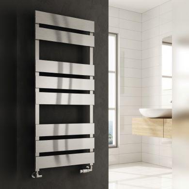 Reina Fermo Aluminium Designer Towel Rail 710x480mm