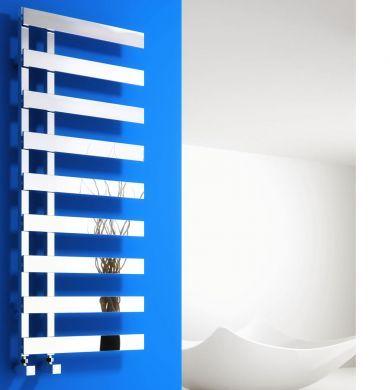 Reina Florina Designer Mild Steel Towel Radiator 800x500mm