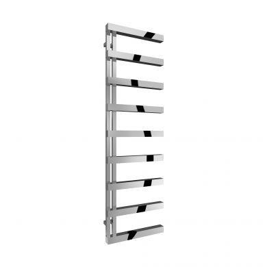 Reina Piazza Polished Stainless Steel Designer Towel Radiator 1670x500mm