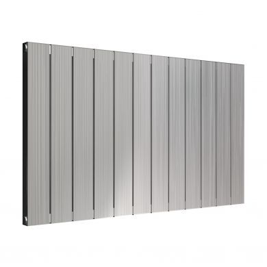 Reina Polito Horizontal Designer Aluminium Radiator 600x1004mm