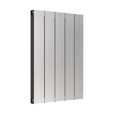 Reina Polito Horizontal Designer Aluminium Radiator 600x416mm