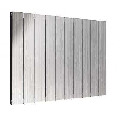 Reina Polito Horizontal Designer Aluminium Radiator 600x836mm