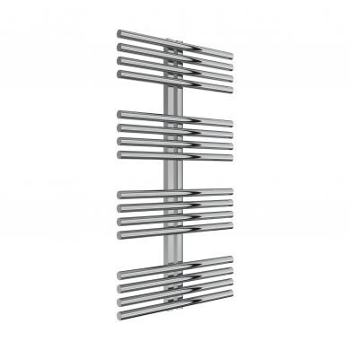 Reina Sorento Stainless Steel Designer Towel Radiator 1106x600mm
