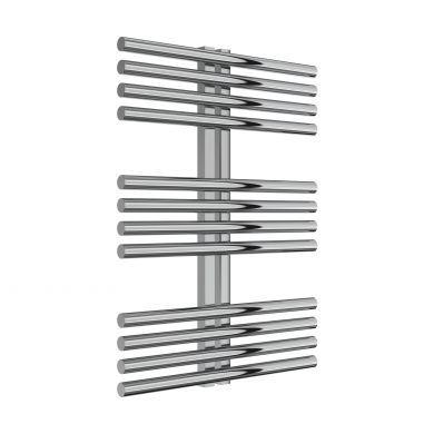 Reina Sorento Stainless Steel Designer Towel Radiator 800x600mm