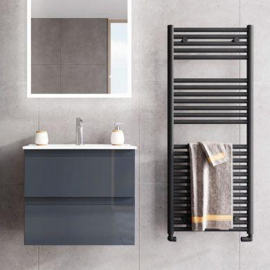Tissino Hugo2 Towel Rail 1212x600mm